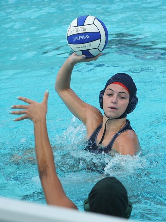 Girls water polo overview 1