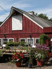 A view of the Sprainbrook Nursery in Scarsdale, the