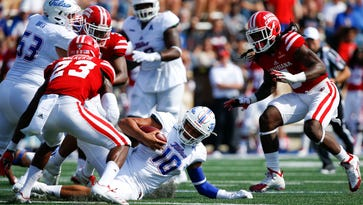 Cajuns football: Why I'm encouraged after a 66-42 trouncing