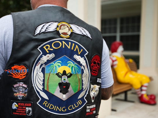 The Ronin Riding Club has donated more than $37,000 to the Southwest Florida Ronald McDonald House since 2015. The Ronald McDonald House provides a place to stay for families with children receiving treatment at the nearby Golisano Children's Hospital.