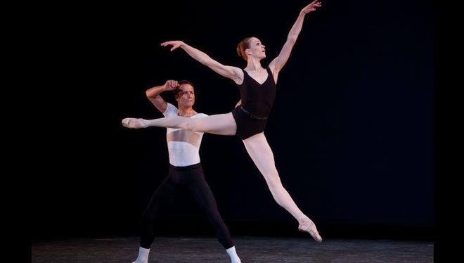 """""""The Four Temperaments"""" will be performed in """"All Balanchine."""""""