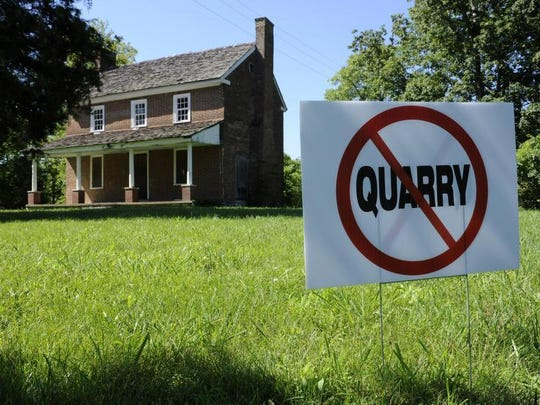 Some Old Hickory residents have railed against controversial