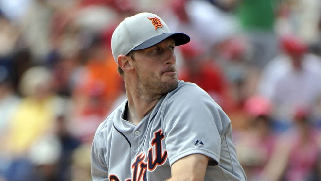 The Tigers reportedly offered Max Scherzer a 6-year, $144M deal.