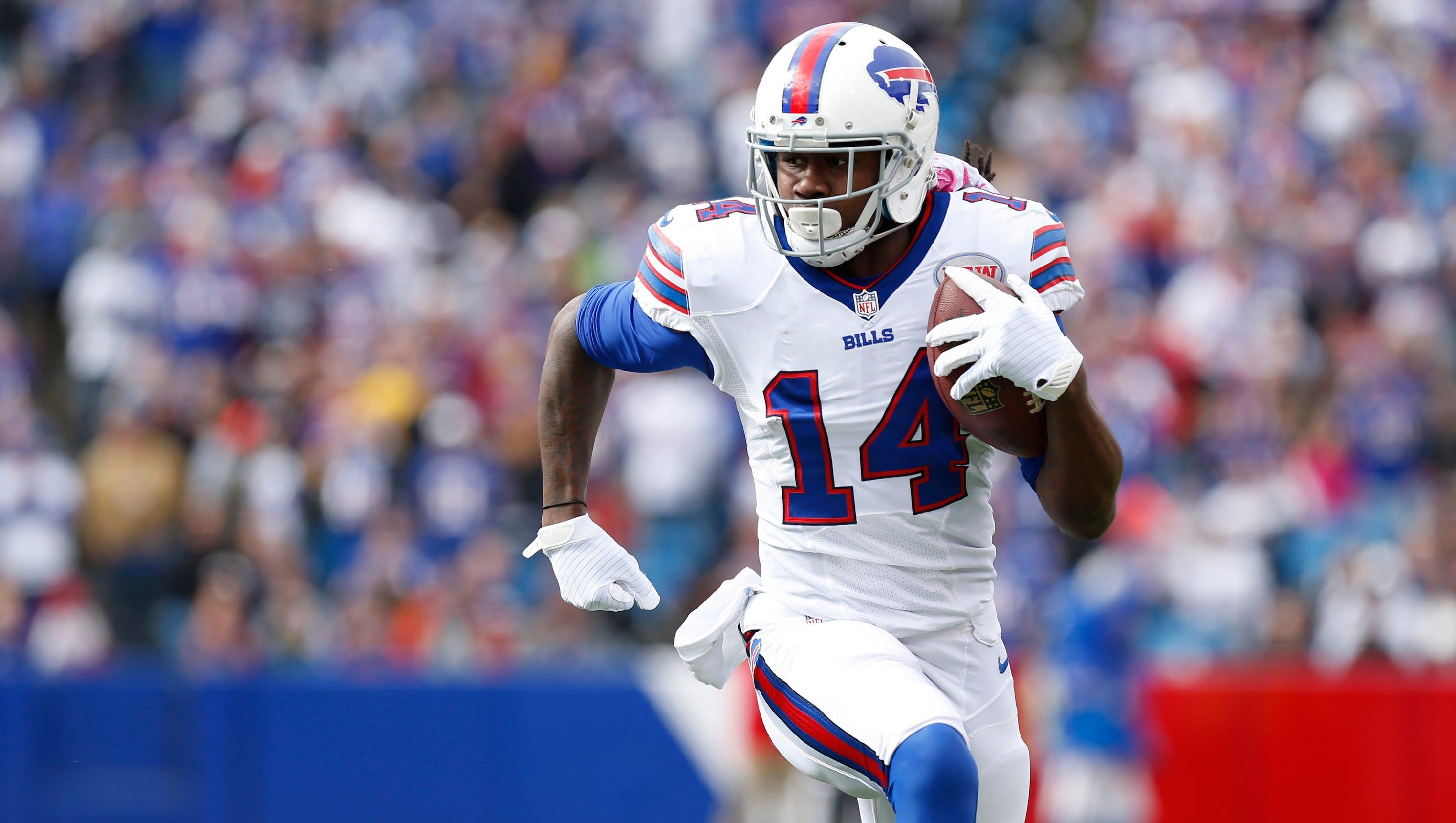 Sammy Watkins: Bills offense 'making me look bad'