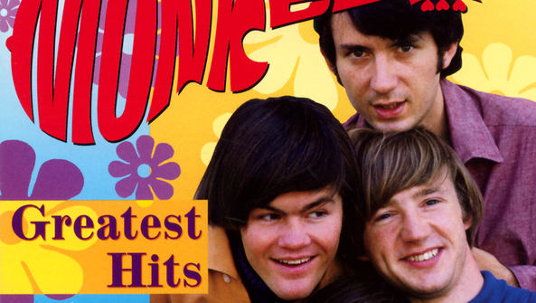 """The cover to the 1995 edition of The Monkees' """"Greatest"""