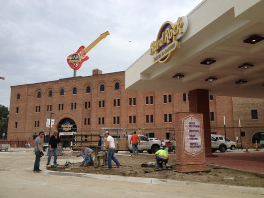 The Hard Rock Hotel In Downtown Sioux City
