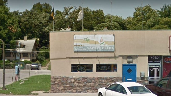 Google Streetview of The Yacht Club.