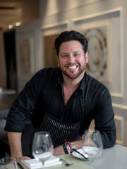 Scott Conant is the celebrity guest chef at this year's
