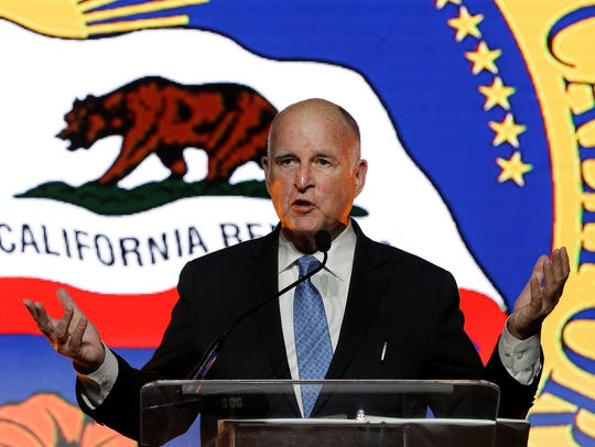 Gov. Jerry Brown has been petitioned by Michael Dally, convicted along with his mistress of the 1996 murder of his wife, Sherri Dally, for clemency.