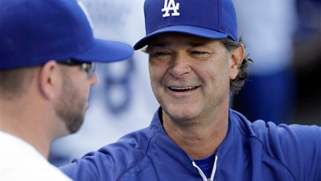 Don Mattingly Out As Dodgers Manager