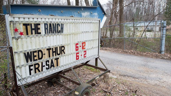 The Ranch in Jackson Township closed March 20, according to the bar's Facebook page.