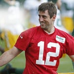 Aaron Rodgers had a QB rating of 92.7 last season, his lowest mark as an NFL starter. After knee surgery, he's taken steps to be in top condition when training camp begins.