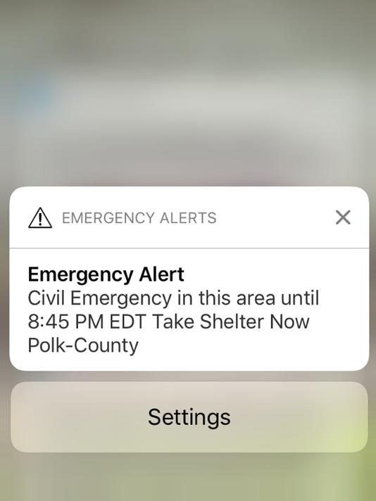 Here's how that mistaken 'civil emergency' alert got sent out