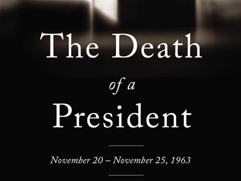 New books based on JFK mark the 50th anniversary of his assassination, including 'The Death of a President' by William Manchester.