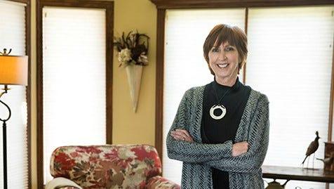 Lori Green, a Designer with Steinhafels' Decorating Solutions Interior Design Program.