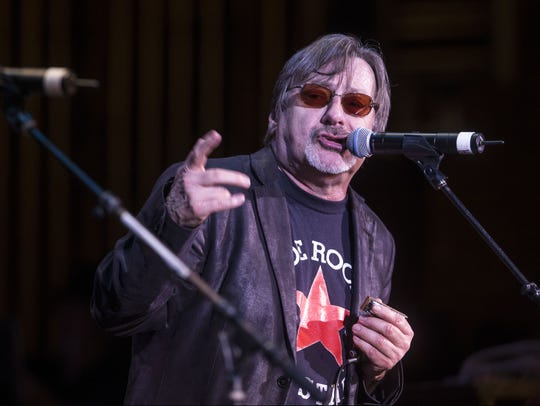 Southside Johnny Lyon, pictured in 2017, will be back