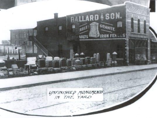 Ballard building