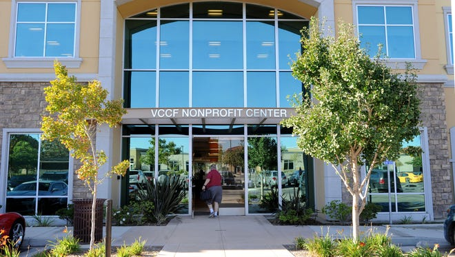 Ventura County Community Foundation's headquarters building in Camarillo