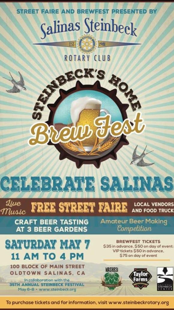 Steinbeck's Home Brew Fest