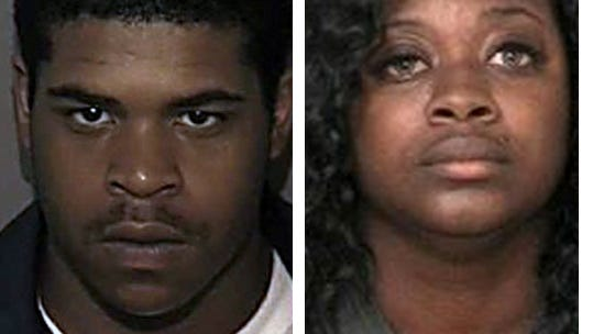 Bernard Hardrick, 28, and Latonia Fletcher, 29, have been convicted in a property scam.