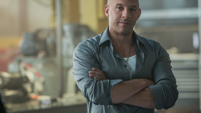 """Vin Diesel returns as Dom Toretto in """"Furious 7,"""" the latest in the increasingly lucrative series."""