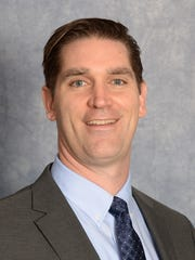 Interim Chief Academic Officer Jon Rysewyk