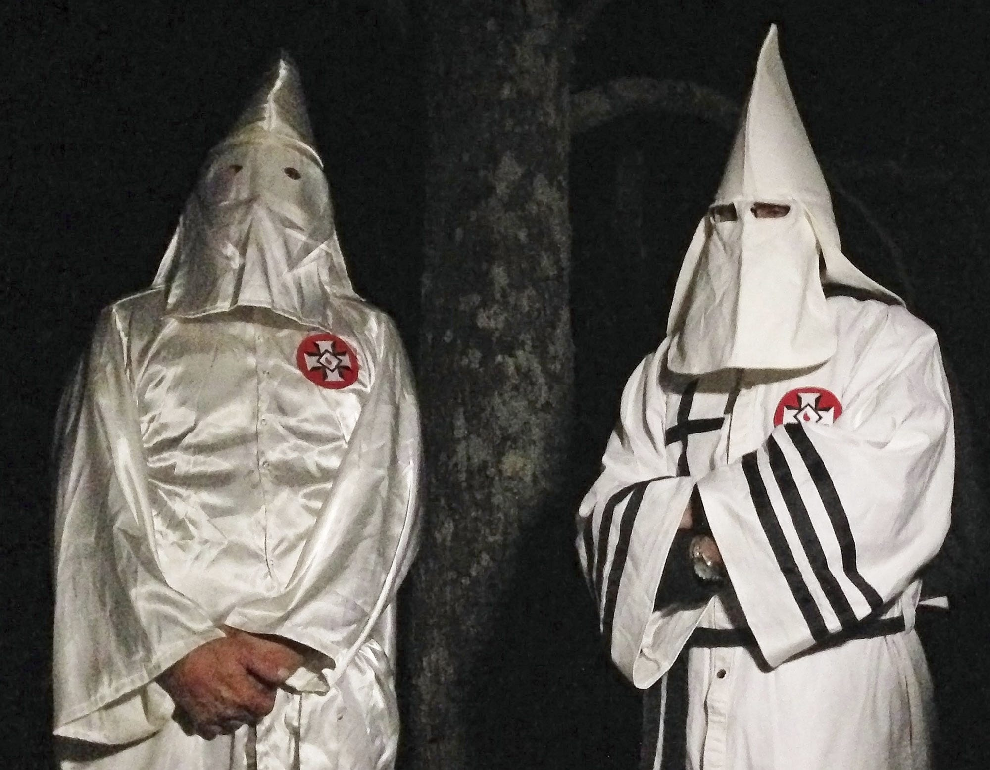 & Answer Man: Are KKK masks illegal? Clayton Road help?