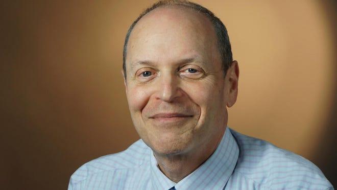 Providence Journal Executive Editor Alan Rosenberg.