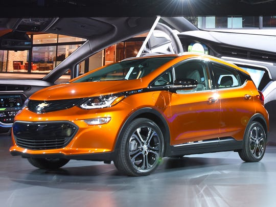 The Chevy Bolt has very similar specs to the Tesla