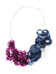 Jewelry crafter Criselda Lopez will show a variety