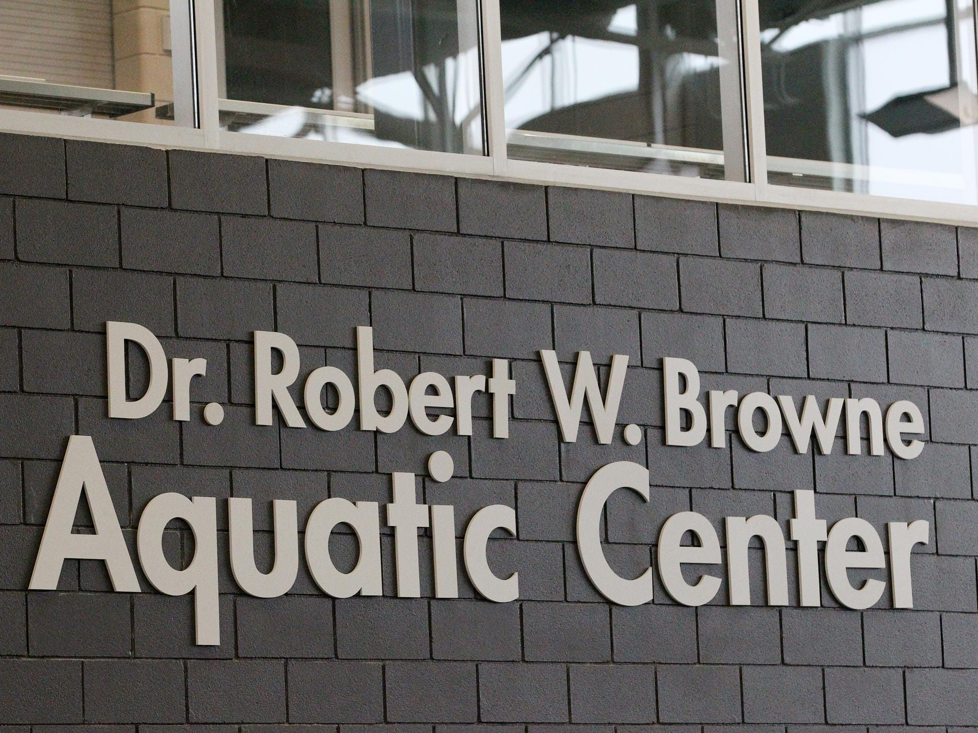 Coldwater High School will host its first home swim meet at the Dr. Robert W. Browne Aquatic Center on Thursday.