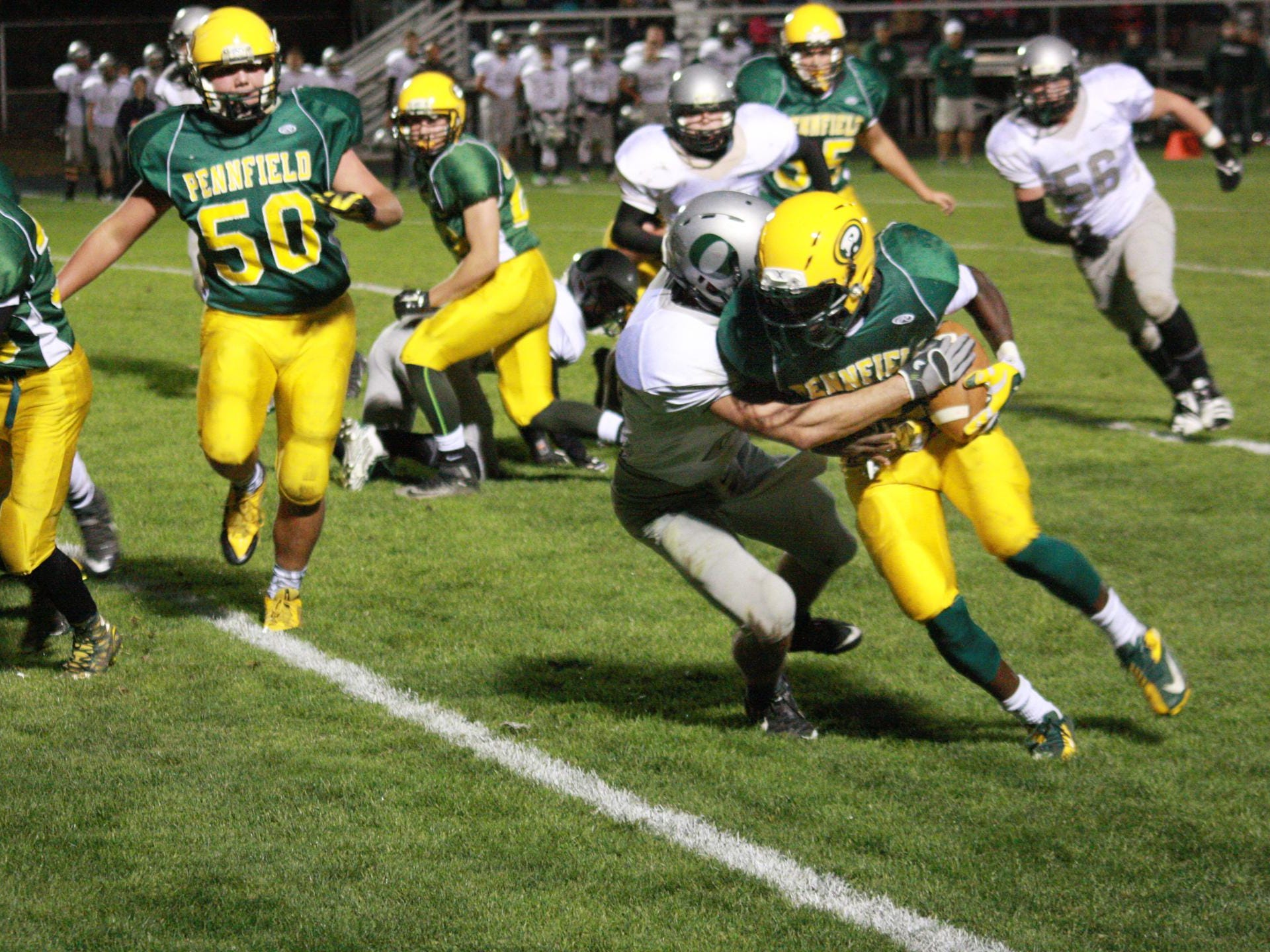 Olivet has made the playoffs every season since 2008 and is one of the more consistent programs in the area.