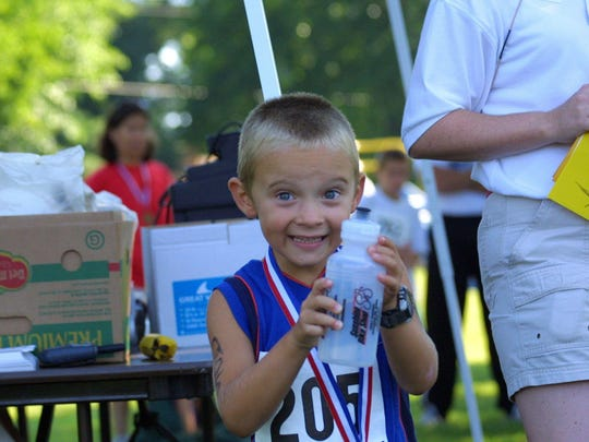 Kid'Athlon competitors will face off Aug. 4 at Meador Park.