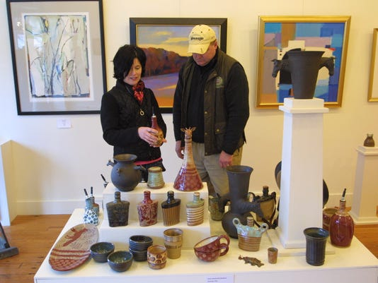Co Op Becomes Outlet For Artists