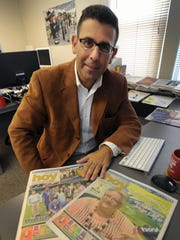 The publisher of Spanish-language newspaper Hoy en Delaware, Jose Somalo, was interviewed about the Sussex County Hispanic community.