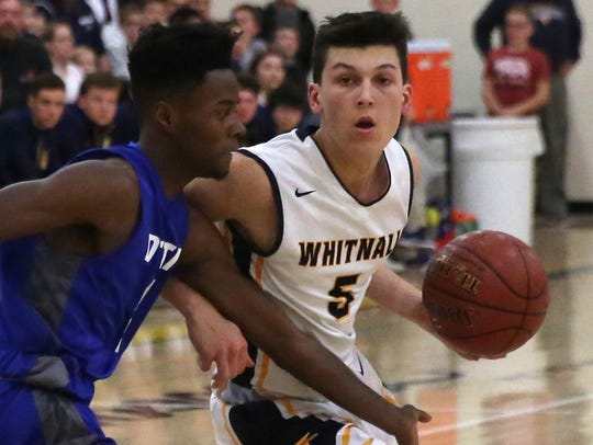 Whitnall's Tyler Herro is considered one of the top