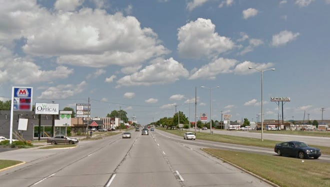 Roseville, Michigan.