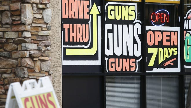 This is House Speaker David Gowan's third try to get the Legislature to pass a law that would remove local control of pawn-shop operations and move it to the state Department of Public Safety.