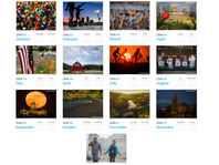 Get 15% off an Iowa photo calendar