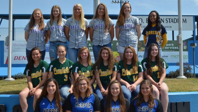 The 2017 Enquirer All-City Softball Team is selected from nominations by the city softball coaches and the Enquirer sports staff.