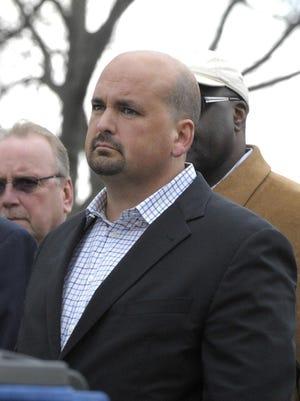 Former Rizzo Environmental Services CEO Chuck Rizzo