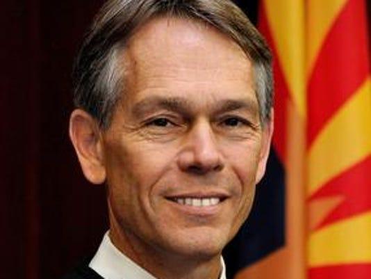 Supreme Court Chief Justice Scott Bales
