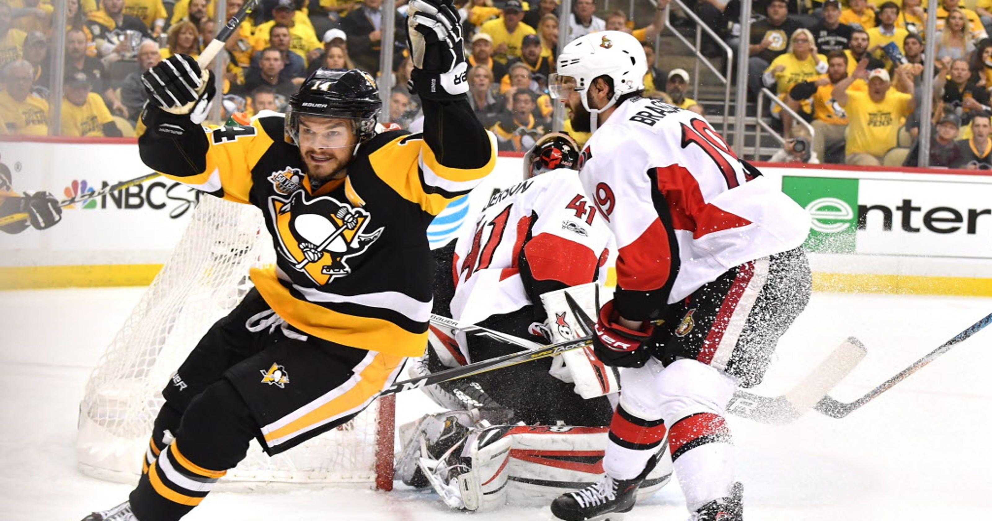 a2e84c20 Pittsburgh Penguins' Chris Kunitz caps 2OT Game 7 thriller