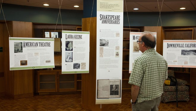 """The SUU library will be hosting a presentation of """"Willy the Kid: Shakespeare in the American West"""" in the Special Collections section of the library from June 6 to October 31, 2016."""
