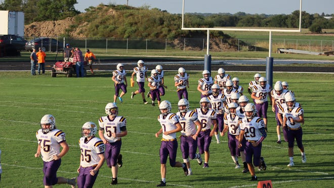 Douglass takes the field in Week 1 against Remington