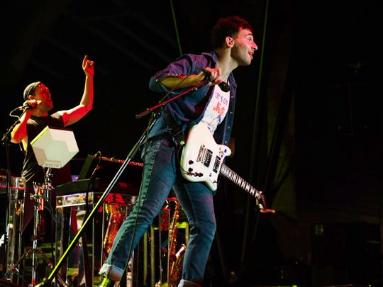 Bleachers performs Friday at the Rave.