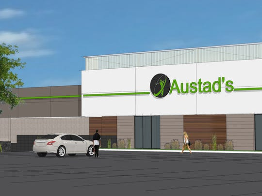 An east side retail center will receive a $1.5 million