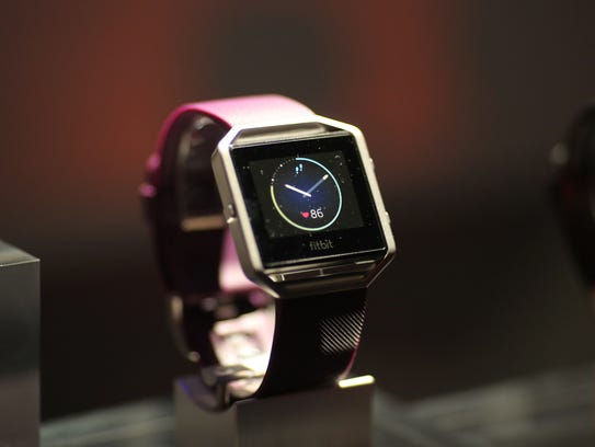 The upcoming $199.95 Fitbit Blaze smartwatch will soon