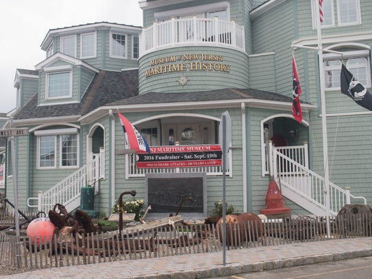 The New Jersey Maritime Museum in Beach Haven on Long