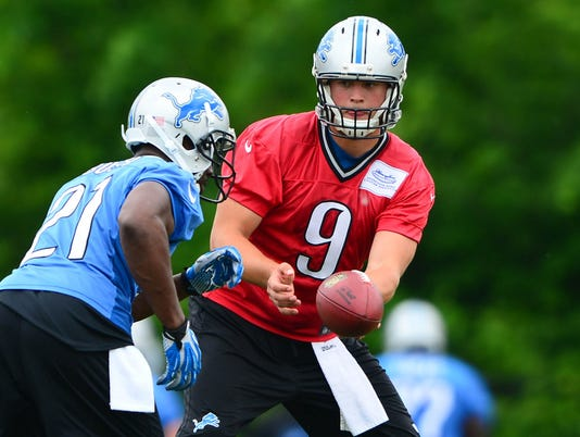 Lions report: Detroit needs more from Matthew Stafford